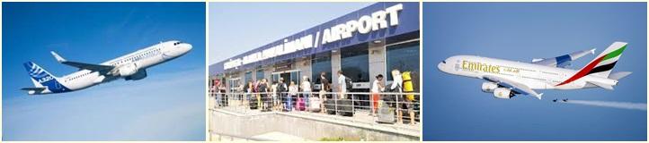 Gazipasa Flughafen Lonicera World Hotel transfer