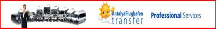 Gazipaşa Flughafen MANAVGAT Transfer